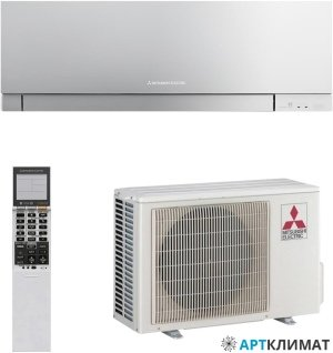 Сплит-система Mitsubishi Electric Design Inverter MSZ-EF25VE3S/MUZ-EF25VE